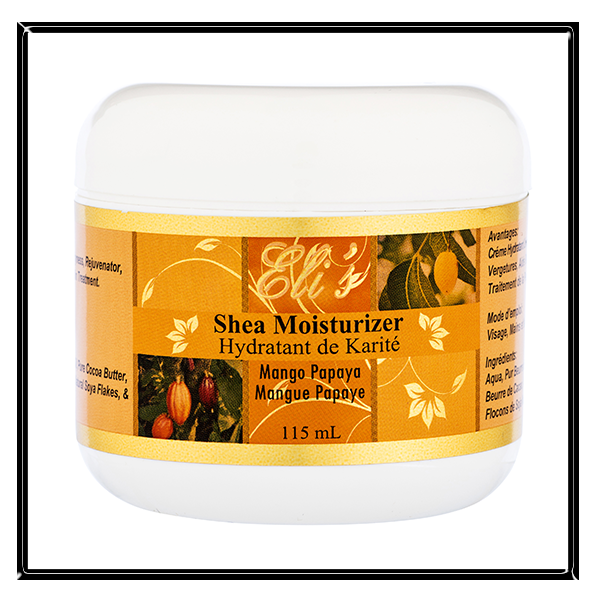 Shea Moisturizer - Mango Papaya b